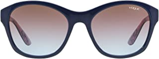 Vogue Eyewear Gradient Square Sunglasses