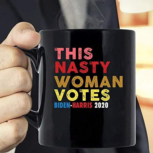 N\A Biden Harris 2020 Esta desagradable Mujer vota Taza, Taza de café.