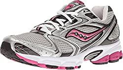 cheap Saucony Grid Stratos 5 Silver / Black / Pink 7.5