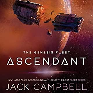 Listen to military sci fi science fiction fantasy audiobooks ascendant cover art fandeluxe Gallery