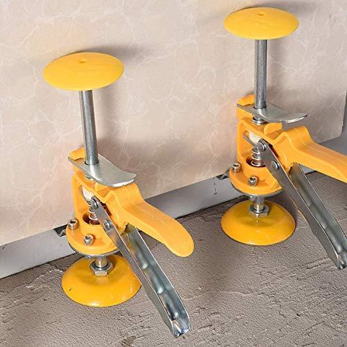 Elevador de azulejos, ajuste de elevación de azulejos, sistema de nivelación de baldosas, ajustador posicionador de azulejos, elevador de nivelación de azulejos, localizador de azulejos de cerámica