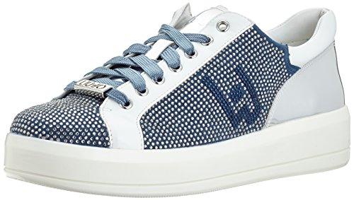 Liu Jo B18019 T2030 Sneakers Donna Denim 36