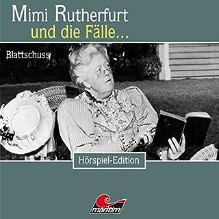 Blattschuss (Mimi Rutherfurt 28) Titelbild