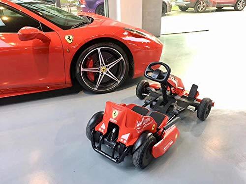 amayituo Balance Auto Umbausatz Kinder Spielzeugauto Platz Mieten ATV Geschenk Auto Drift Auto Erwachsenen Rollerelektroroller