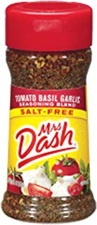 Mrs. Dash TOMATO BASIL GARLIC Salt-Free Seasoning 2.0oz (2-pack)
