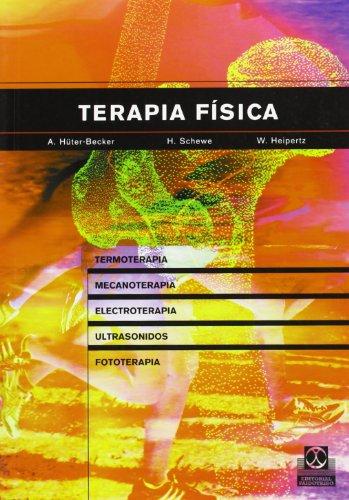 Terapia física. Termoterapia, mecanoterapia, electroterapia, ultrasonidos, fototerapia, inhalación (Medicina) ✅