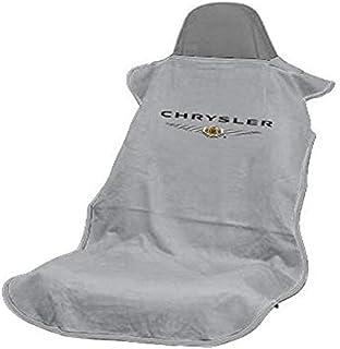Seat Armour SA100CHRG Grey 'Chrysler' Seat Protector Towel