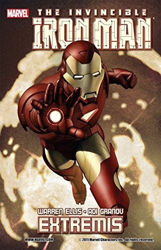 Iron Man: Extremis (Iron Man (2004-2007)) (English Edition)