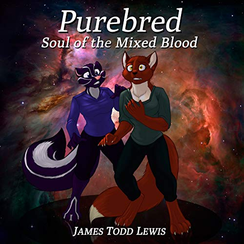 Couverture de Purebred: Soul of the Mixed Blood: The Thurian Saga, Book 5