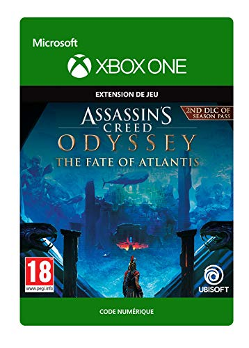 Assassin's Creed Odyssey: The Fate of Atlantis - Xbox One – Code jeu à télécharger