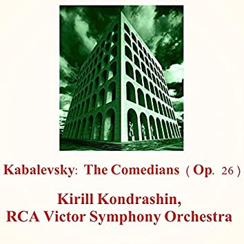 Kabalevsky: The Comedians (Op. 26)