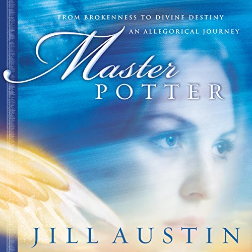 Master Potter audiobook cover art