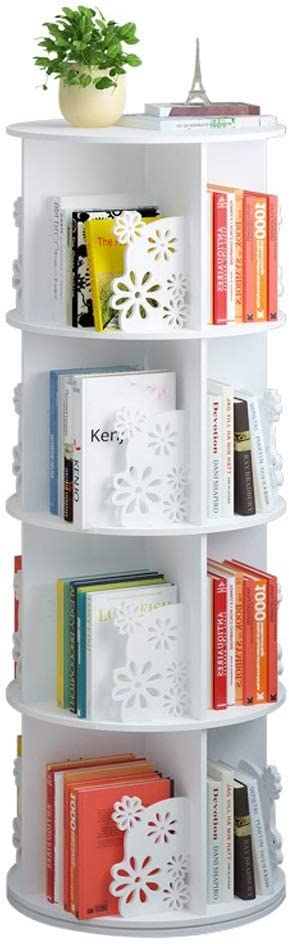 BGF Creative Rotating Bookshelf Children's Bookcase Small 360° Challenge the lowest price of Manufacturer regenerated product Japan