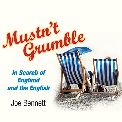 Mustn't Grumble audiobook cover art