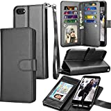 Tekcoo Wallet Case for iPhone SE 2020 / iPhone 7 / iPhone 8