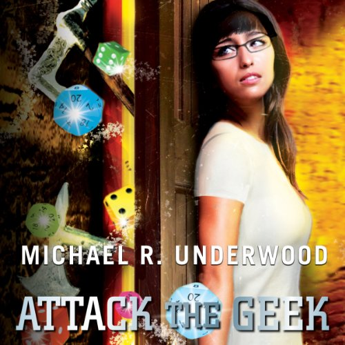 Attack the Geek                   By:                                                                                                                                 Michael Underwood                               Narrated by:                                                                                                                                 Mary Robinette Kowal                      Length: 4 hrs and 22 mins     52 ratings     Overall 4.5