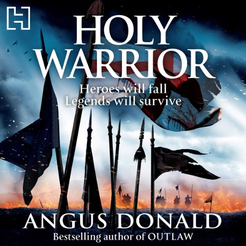 Holy Warrior audiobook cover art