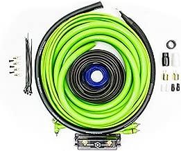 SoundQubed 1/0 Gauge Amplifier Wiring Kit