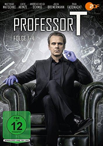 Professor T. - Folge 1 - 4 (2 DVDs)