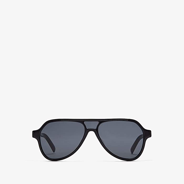 Dolce and Gabbana  DG4355F (Black/Grey) Fashion Sunglasses