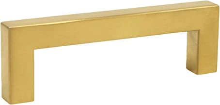 20 Pack Hole Center 160mm keukenkast handvat geborsteld roestvrij staal Meubilair Dresser lade trekt Gold Wardrobe Deurkno...