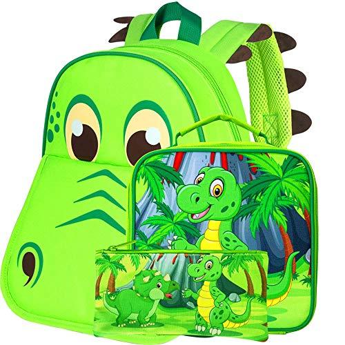 """Toddler Backpack, 12"""" Unicorn Backpacks for Girls"""