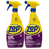 Zep Foaming Shower Tub and Tile Cleaner 32 ounce ZUPFTT32 (Pack...