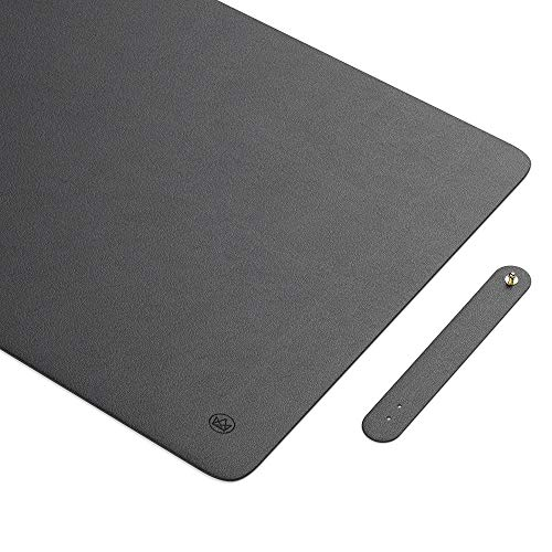 Uncrowned Kings Desk Pad - 80 X 40cm Premium Home Office Desk Mat Protector...