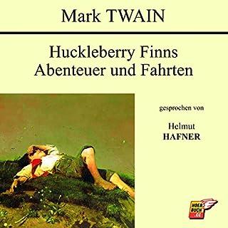 Huckleberry Finns Abenteuer und Fahrten Titelbild