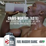 Dymatize Super Mass Gainer Protein Powder, 1280 Calories & 52g Protein, Gain Strength & Size...