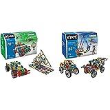 K'NEX 70 Model Building Set - 705 Pieces & Äì 35 Model Building Set 'Äì 480 Pieces 'Äì for Ages 7+ Construction Education Toy (Amazon Exclusive)