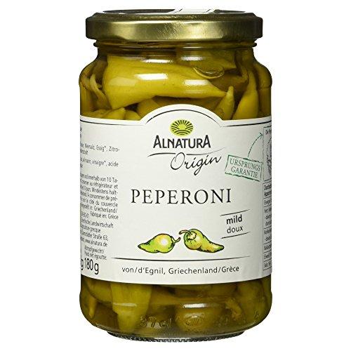 Alnatura Bio Origin Peperoni, 6er Pack (6 x 350 g)