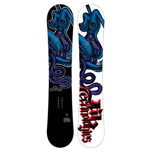 LIB Tech Herren Freeride Snowboard Jamie Lynn Phoenix Nude 157Mw C3