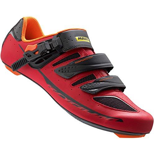 Mavic Ksyrium Elite, color red, talla UK-10,5
