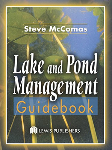 Lake and Pond Management Guidebook (English Edition)