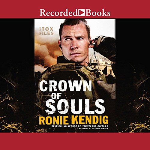 Crown of Souls audiobook cover art