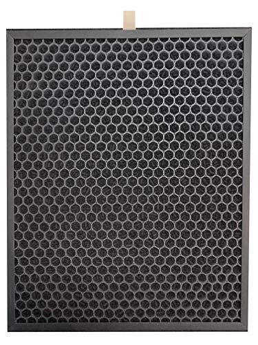 Comedes Filtro de repuesto individual para purificador de aire Philips AC3256/10, AC3259/10 y AC4550/10 | Se puede utilizar en lugar de filtro de carbón activo Philips FY3432/10.