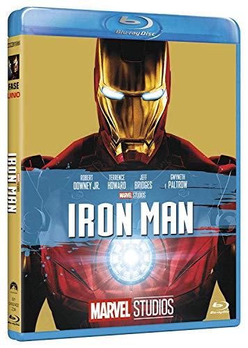 Iron Man 10° Anniversario Marvel Studios (Blu Ray)