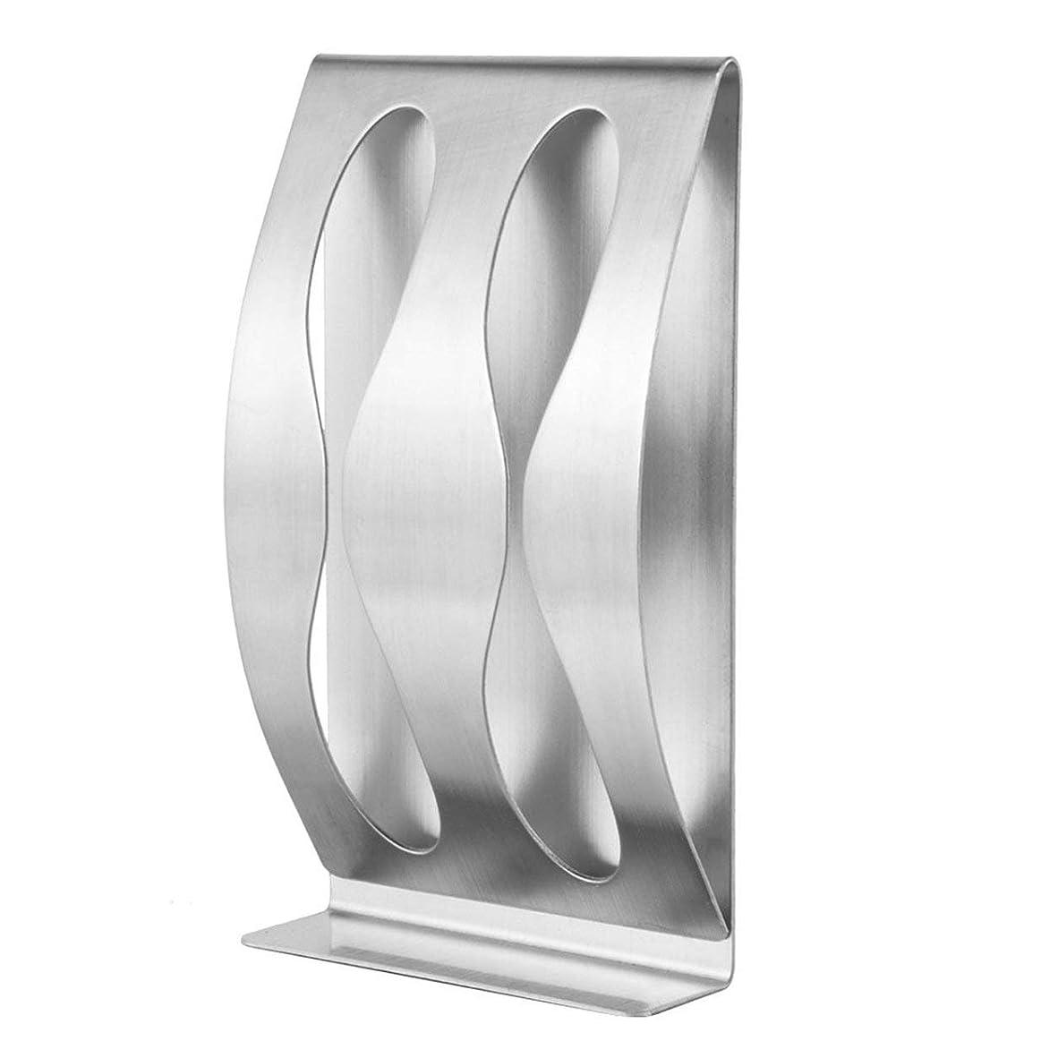 コピー暖かくジャンプする2穴の棚が付いているステンレス鋼の歯ブラシの壁に取り付けられた歯ブラシのホールダー、銀