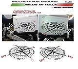 Vulturbike Aufkleber für Koffer - Ducati Multistrada 1200 Enduro