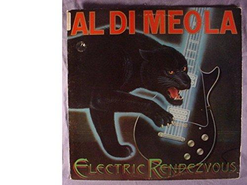 Al Di Meola - Electric Rendezvous - Very Nice Original Lp - Columbia 1982
