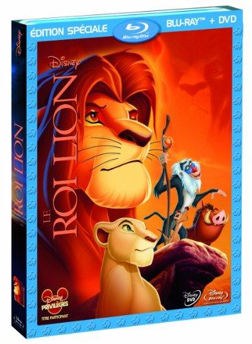 Le Roi Lion [Combo 3D + Blu-Ray + Copie Digitale]