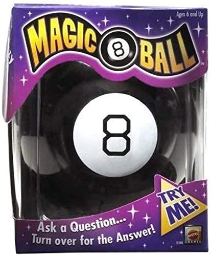 Mattel 30188 Magic 8 Ball Fortune Telling Teller Original Game New