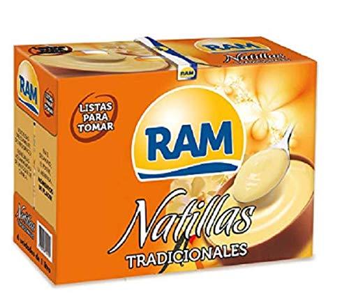 RAM Natillas Tradicionales 6 x 1 L