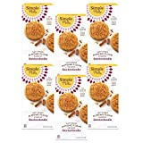 Simple Mills Almond Flour Snickerdoodle Cookies, Gluten Free and Delicious Soft Baked Cookies,...
