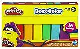 Massinha Play-doh Refil Com 16 Cores Play-doh Multicor