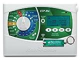 Rain Bird ESP4MEi WiFi Timer w/Lnk WiFi Module. Plus SprinklerPartsWholesale Flashlight Keychain (Link WiFi Module & Indoor Timer - 4 Zones)