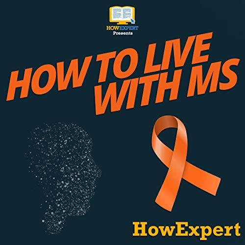 How to Live with MS audiobook cover art