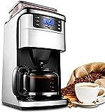 NO BRAND Máquina de café instantáneo, Cafetera automática Comercial Cafetera, Jugo/té Fabricante de Leche en una máquina de café Mach, Regalos for los Amantes del café, 6 l de Capacidad