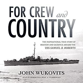 For Crew and Country cover art
